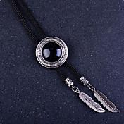 Gargantillas Collares de cadena Collar Joyas Others Diseño Único Moda Acero inoxidable 1 pieza Regalo
