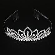 女性の合金のヘッドピース - 結婚式の特別な機会ティアラエレガントなスタイル
