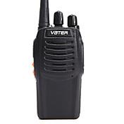 OEM商品 VBT-V3 トランシーバー ≤5W 16 400-470MHz 1500MAh 3KM-5KM 非常警報器 / 音声プロンプト / VOX / 電池残量不足通知 / パワーセーブ機能 / CTCSS/CDCSS No waterproof トランシーバー