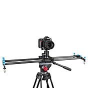 デジタル一眼レフのための新しいプロ80センチメートル炭素繊維ポータブルビデオカメラトラックのスライダードリーをyelangu®