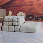 フレッシュスタイル バスタオルセット,染糸 優れた品質 コットン100% ニット タオル