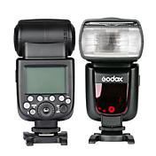 Godox 600D 550D 500D 40D 450D 7D 50D 300D 430 580 カメラフラッシュ ホットシュー ワイヤレスストロボ制御 TTL LCD
