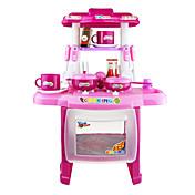 ゲームは遊ぶ子供と親のためのセット子供のおもちゃマザーガーデンの美し台所の調理玩具プレイ