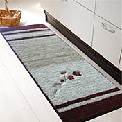 Las alfombras de área-Rústico--Poliéster