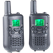 T899C トランシーバー 0.5W 8 Channels 400-470MHz AAA alkaline battery 3KM-5KM VOX / 暗号化 / LCDディスプレイ / モニター / スキャン / CTCSS/CDCSS N/A トランシーバー