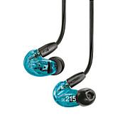 Beevo SE215 カナルイヤパッド(イン・イヤカナル式)Forメディアプレーヤー/タブレット / 携帯電話 / コンピュータWithDJ / ボリュームコントロール / ゲーム / スポーツ / ノイズキャンセ / Hi-Fi / 監視