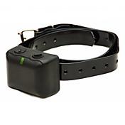collar de la corteza Collares de Entrenamiento para Perros Impermeable Antiladrido Recargable Vibración Un Color