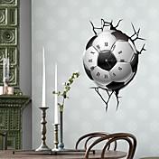 Moderno/Contemporáneo Casas Reloj de pared,Otros Otros 380*558mm Interior Reloj