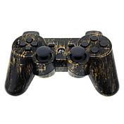 PS3 用6軸ダブルショックBluetoothコントローラー