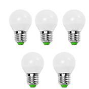 exup®9w 900lm e14 e26 / e27 ledグローブ電球g45 12smd 2835装飾的暖かい白い冷たい白いAC 220-240v