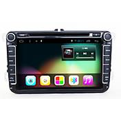 bonroad android6.0 reproductor de DVD del coche de la pulgada para VW / Volkswagen / Polo / passat / golf / Skoda / asiento con locutor de