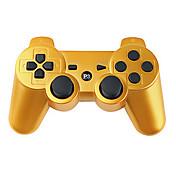 Sony Playstation 3 用デュアルショック3コントローラー(ゴールド)