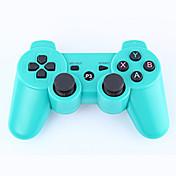 PS3用デュアルショック3のBluetoothワイヤレスコントローラ