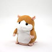 ぬいぐるみ パーティー小道具 おもちゃ マウス サウンド 会話 男の子 女の子 1 小品