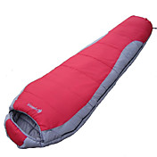 Bolsa de dormir Saco Mummy -15-20°C A Prueba de Humedad Portátil Secado rápido Resistente al Viento Transpirabilidad 220X80 Caza
