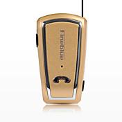 Fineblue F-V3 カナルイヤパッド(イン・イヤカナル式)Forメディアプレーヤー/タブレット 携帯電話 コンピュータWithマイク付き DJ ボリュームコントロール ゲーム スポーツ ノイズキャンセ Hi-Fi 監視