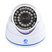 jooan® 700tvl vigilancia de seguridad CCTV cámara domo monitorear 36 LEDs infrarrojos de visión nocturna interior del hogar