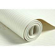 フローラル柄 ストラップ柄 ホームのための壁紙 現代風 ウォールカバーリング , 不織布紙 材料 接着剤必要 壁紙 , ルームWallcovering