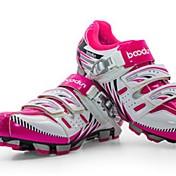 BOODUN/SIDEBIKE® J060952 Zapatillas Carretera / Zapatos de Ciclismo Calzado para Mountain Bike Mujer A prueba de resbalones Listo para