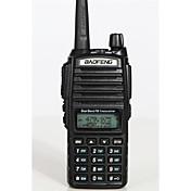 de Baofeng UV-7W de 82 CV de doble banda 136-174 / 400-520 MHz FM jamón de radio de dos vías