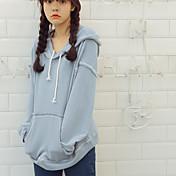 レモン符号2017春新しい女性の小さな新鮮なコート大学生の女の子青いセーター