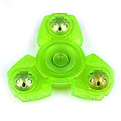 ハンドスピナー おもちゃ トライスピナー ABS EDC ストレスや不安の救済 オフィスデスクのおもちゃ ADD、ADHD、不安、自閉症を和らげる キリングタイム フォーカス玩具 光る ハイスピード アイデアおもちゃ
