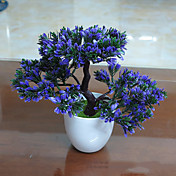 1 ブランチ ポリエステル 植物 テーブルトップフラワー 人工花 26