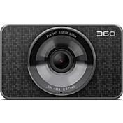 original 360 coche dvr cámara full hd 1080p 30fps fno 2.0 fov 165 grados