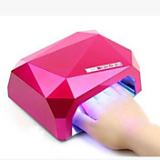 flash hornear 30 w secador de uñas uv lámpara led lámpara esmalte de uñas uv gel