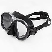 Buceo Máscaras Buceo y Submarinismo Vidrio Silicona