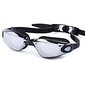 Gafas de nataciónAnti vaho Anti desgaste Impermeable Tamaño Ajustable Anti-UV Resistente a rayaduras A prueba de dispersión Almohadillas