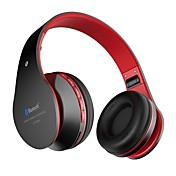 Auriculares sin hilos clásicos bluetooth auriculares con auriculares estéreo con cancelación de ruido y micrófono para ios y smartphones