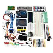 Uno r3 básico de aprendizaje de arranque actualización kit versión para arduino