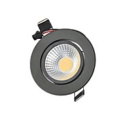 9W 2G11 Luces LED Descendentes Luces Empotradas 1 COB 820 lm Blanco Cálido Blanco Fresco K Regulable Decorativa AC 100-240 AC 110-130 V