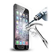 Para el iphone 7 protectores de pantalla 9h hd prima vidrio de vidrio templado protector más alta dureza película endurecida