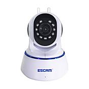 エスカム®qf003昼夜の動きの検出デュアルストリームirカット64メガピクセルtfリモートアクセス2.0 ptの屋内のIPカメラ