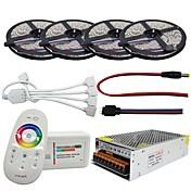 200W 24000 lm AC100-240 V 20 m 1200 leds RGB