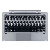 chuwi hi10 proのためのオリジナルの回転キーボードタブレットキーボードhibook pro tabletpc
