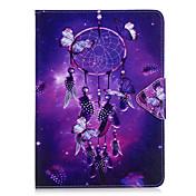 Caso para la cubierta de la caja de la galaxia t280 t580 de Samsung galaxia el patrón de la PU caja material del teléfono de la caja de la