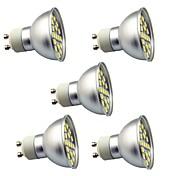 3W LEDスポットライト 29 SMD 5050 350 lm 温白色 クールホワイト 装飾用 AC220 V 5個