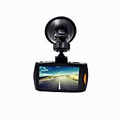 2.7インチの液晶1080p 170広角ダッシュカメラ車のDVCカメラのgセンサーナイトビジョン