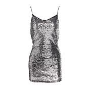 女性用 ワーク シース 膝上 ドレス, ソリッド カラーブロック ノースリーブ ストラップ