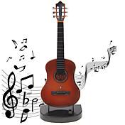 Caja de música Mini guitarra Guitarra Sonido Niños Adulto Regalo Chica
