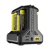 Nitecore Intellicharger i8 Cargador de batería Portátil Múltiples Funciones para Li-ion