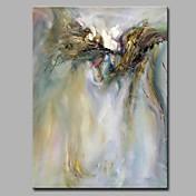 conflicto 100% pintado a mano pinturas al óleo contemporáneas obras de arte moderno arte de la pared para la decoración de la habitación