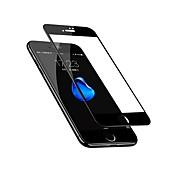 強化ガラス スクリーンプロテクター のために Apple iPhone  8  Plus スクリーンプロテクター ハイディフィニション(HD) 傷防止 指紋防止 3Dラウンドカットエッジ
