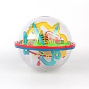 ボール 知育玩具 迷路&シーケンスパズル 論理的思考おもちゃ&パズル 迷路 おもちゃ おもちゃ 円形 3D 指定されていません 小品