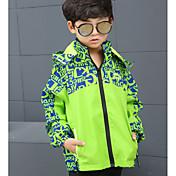 男の子 幾何学模様 ジャケット&コート 長袖