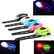 Luces para bicicleta Luz Trasera para Bicicleta luces de seguridad brillo luces para bicicletas LED - Ciclismo Fácil de Transportar
