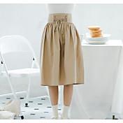 Mujer Midi Faldas